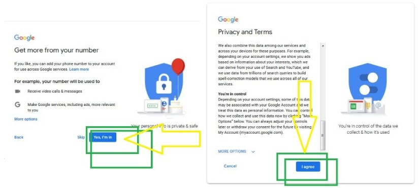 How to Verify Google account by OTP step by step full process in hindi
