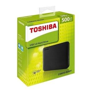 external toshiba 500gb
