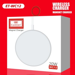 Earldom wireless charger magnetic charger - ET WC 12
