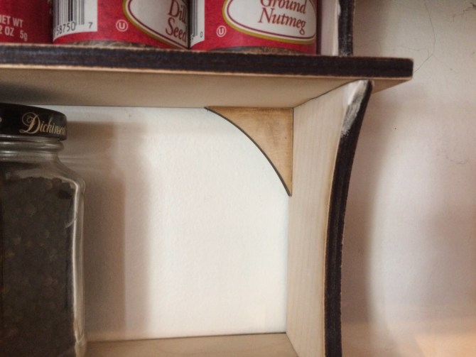 Shelf Support Example