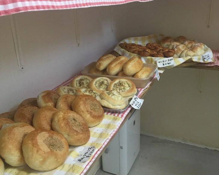 石垣島のトミーのパンの商品