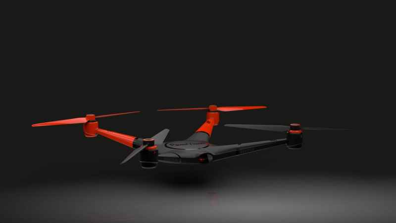 Drones for AI