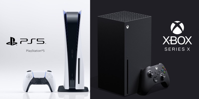 Console wars 2020 Xbox series X vs Playstation 5