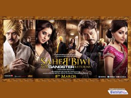 Saheb biwi aur Gangster returns - H