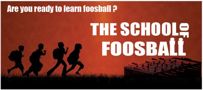 Learn Foosball Banner