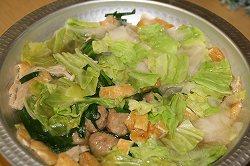 キャベツちゃんこ鍋
