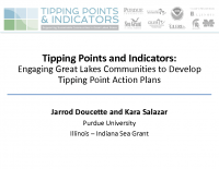 Tipping Points & Indicators (Dec 2013)