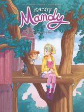 bd jeunesse - nanny mandy tome 1