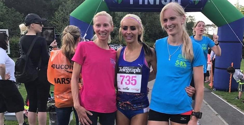 Amy Bulman and Sarah Lindsay secure top prizes at Runher Coastal Challenge!