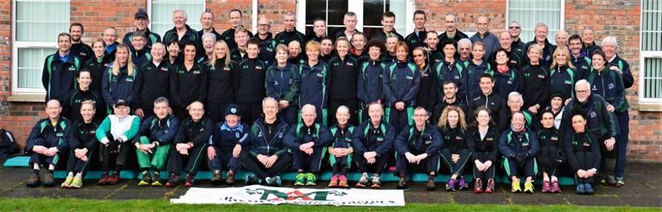 Jim Patterson strikes Gold as Northern Ireland claim impressive medal haul at British & Irish International XC!