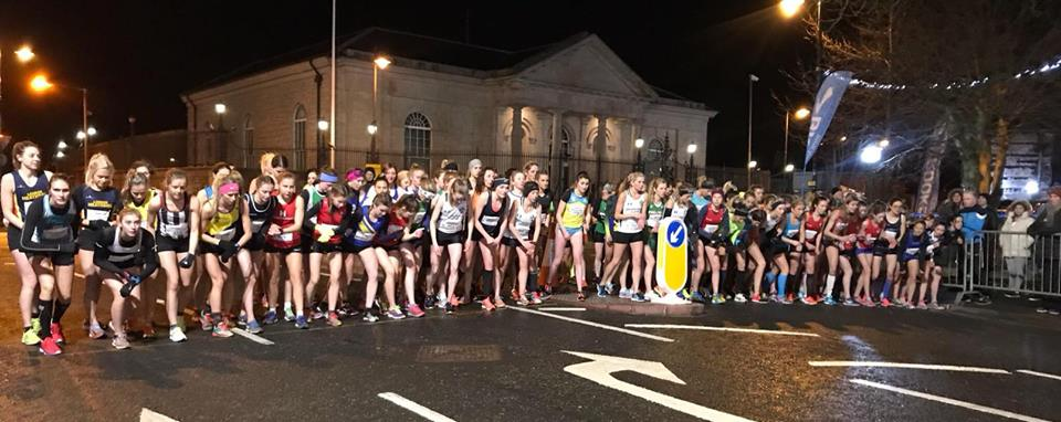 Sam Stabler and Laura Weightman take top honours at Armagh International Road Race 2018!