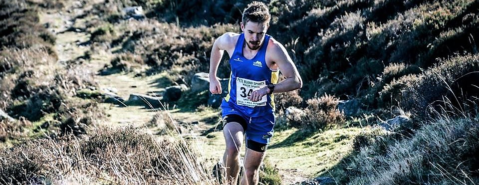Timmy Johnston and Sarah Graham win Mourne MRT 5 mile Trail Race!
