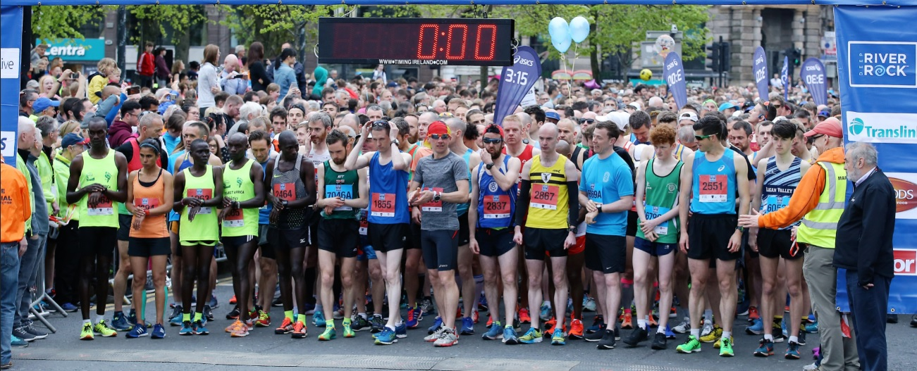 CONFIRMED:  Belfast City Marathon will have new route and race day as proposed changes are ratified!