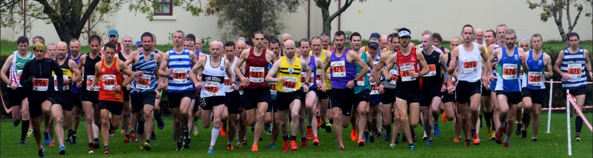 Mark McKinstry and Catherine Diver secure top honours at NIMAA XC 2018!