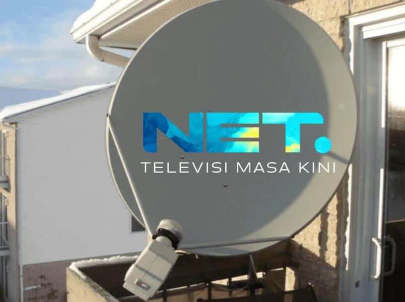 frekuensi net tv satelit ku band
