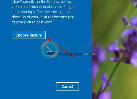 choose-Picture Password
