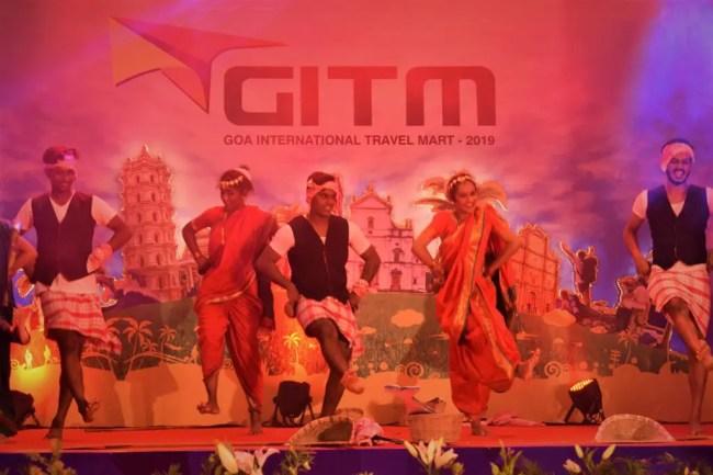 Colourful cultural programme at GITM 2019