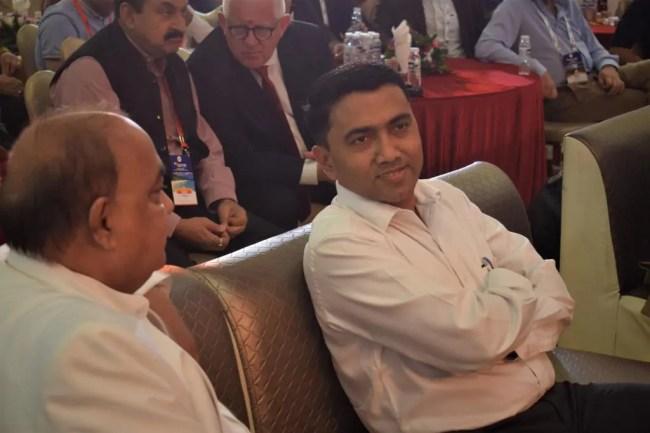 Goa CM Dr. Pramod Sawant