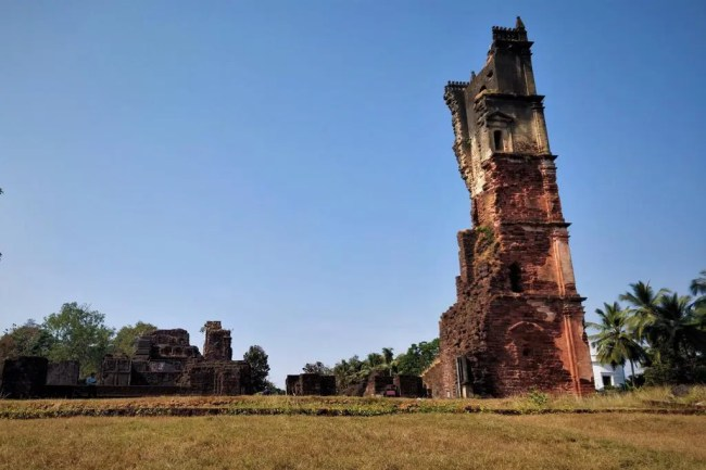 Ruins of St. Augustine Church