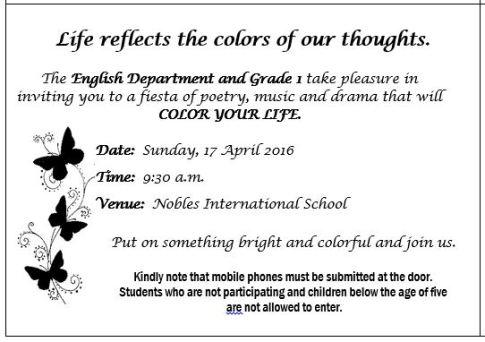 English language day invitation grades 1 2 3 nobles english language day invitation grades 1 2 3 stopboris Gallery