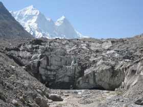 Himalayas - New Delhi, India - 2009