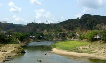 আলোকচিত্র ০৫: সাঙ্গু নদী: বান্দরবানের আইকন [ছবি: নাকিব আহমেদ]