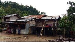 পাইন্দু হেডম্যান পাড়ার কারবারির ঘর - নিশাচর