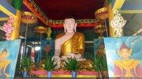 খিয়াং-এর ভিতরে বৌদ্ধমূর্তি - নিশাচর