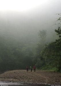 মোহন, আবু বকর, কোরেশী - পাহাড়ের কোলে তিন বন্ধু