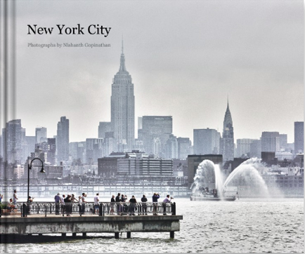 New York City Hardcover by Nishanth Gopinathan