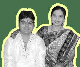 Nishikant Kashikar's Family