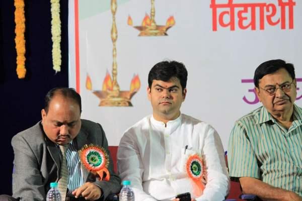 Opening Ceremony of Rashtra Sant Tukdoji maharaj Nagpur University Student Council 2013-14