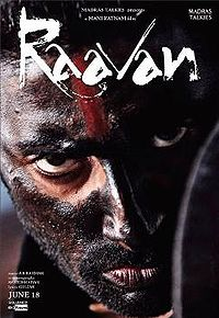 Movie Poster of Raavan