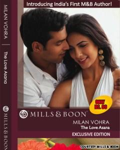 The Love Asana by Milan Vohra