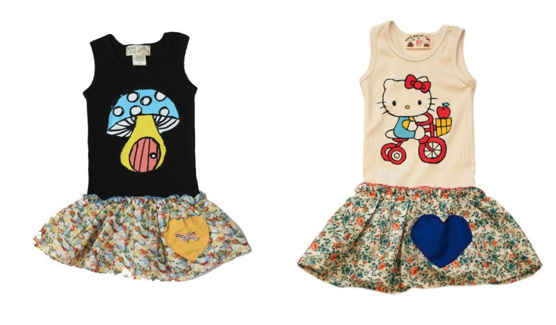 The cutest Misha Lulu frocks