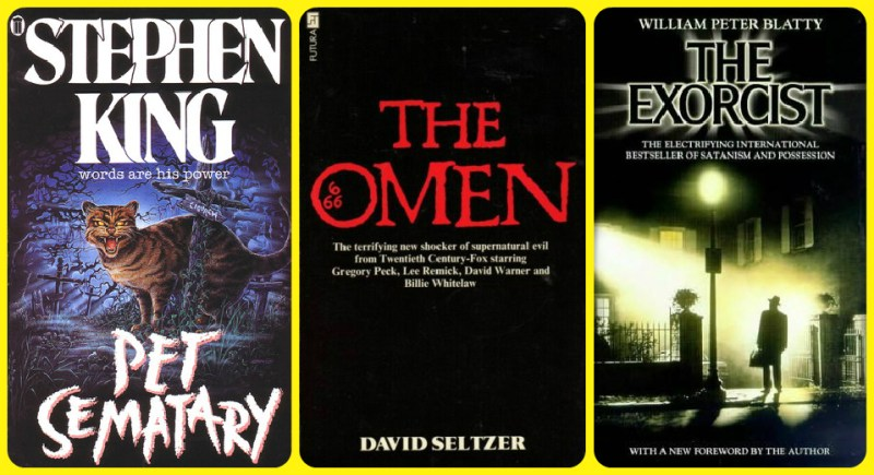 Books that kept me twitching in fear all night