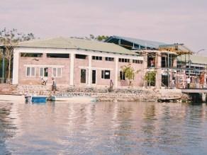 The Muthukadu boat house