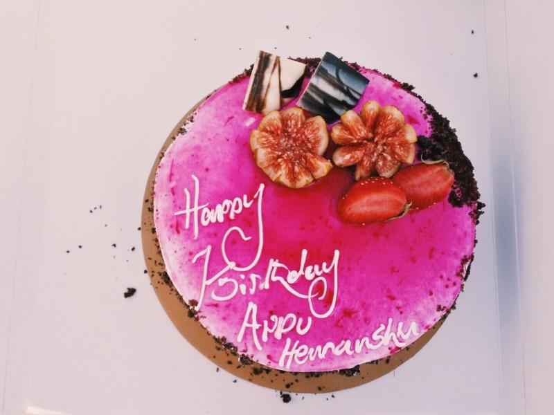 Happy birthday Piglet