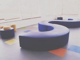 Indoor play area for kids