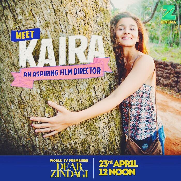 Alia Bhatt as Kaira