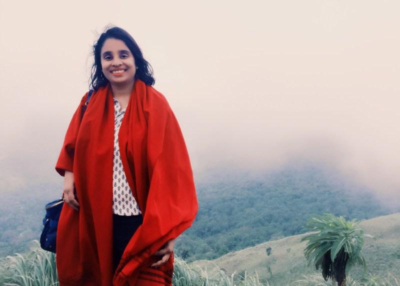 On top of Mandalpatti