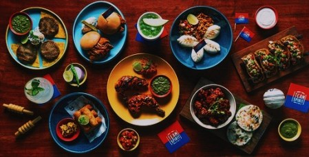 IPL menu tasting at Monkey Bar