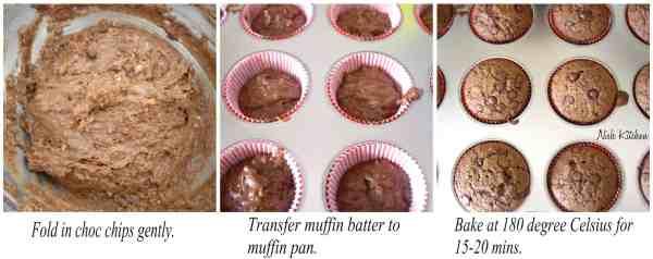 double choc chip muffin recipe 3
