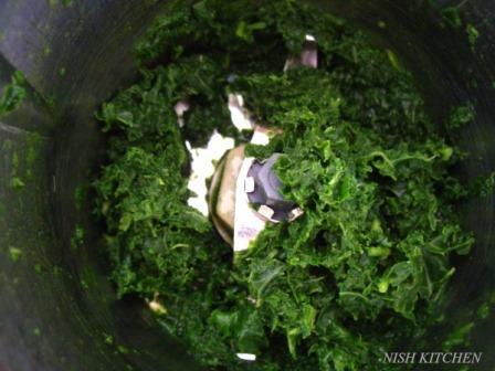Kale Paratha recipe 5