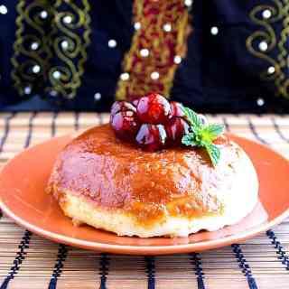 easy caramel bread pudding recipe