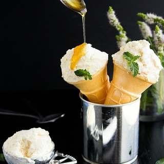 no churn rabri ice cream recipe with video