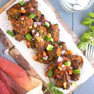 chicken chaat recipe video