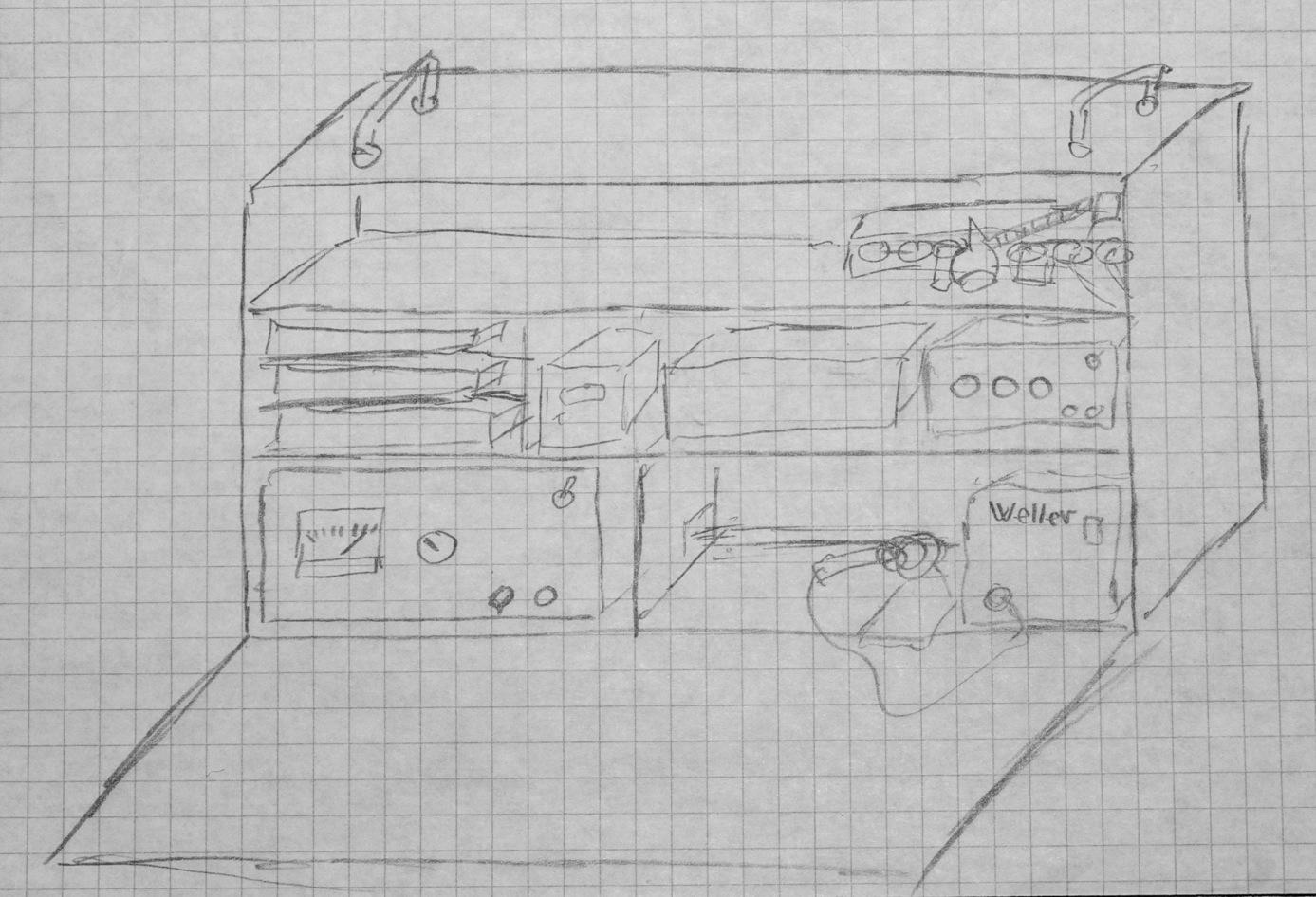 Mobile Electronics Workbench