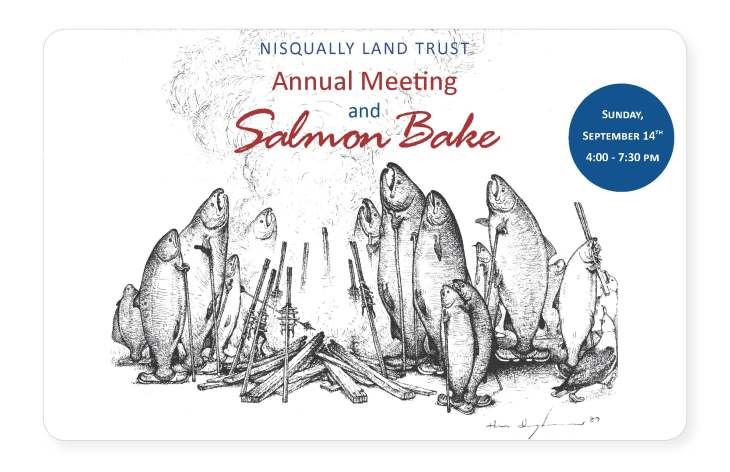 2014 Salmon Bake Invitation