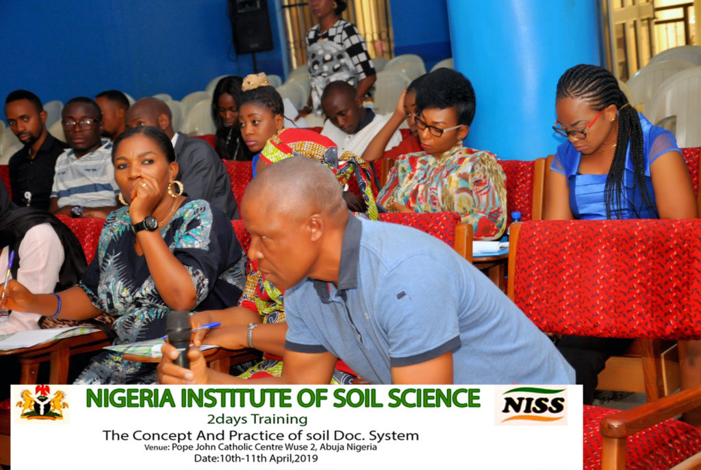 Institute Solicits Fg's Support To Provide Detailed Survey, Soil Resources Mapping